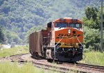 Eastbound BNSF Coal DPU