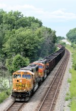 Eastbound BNSF Taconite