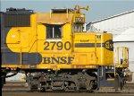 BNSF 2790 Cab Details