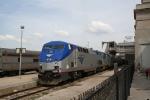 AMTK 206 after arriving in KC
