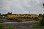 Union Pacific 8681 & 8682