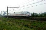 ICE 3M  406-4653 on his way to Frankfurt Germany