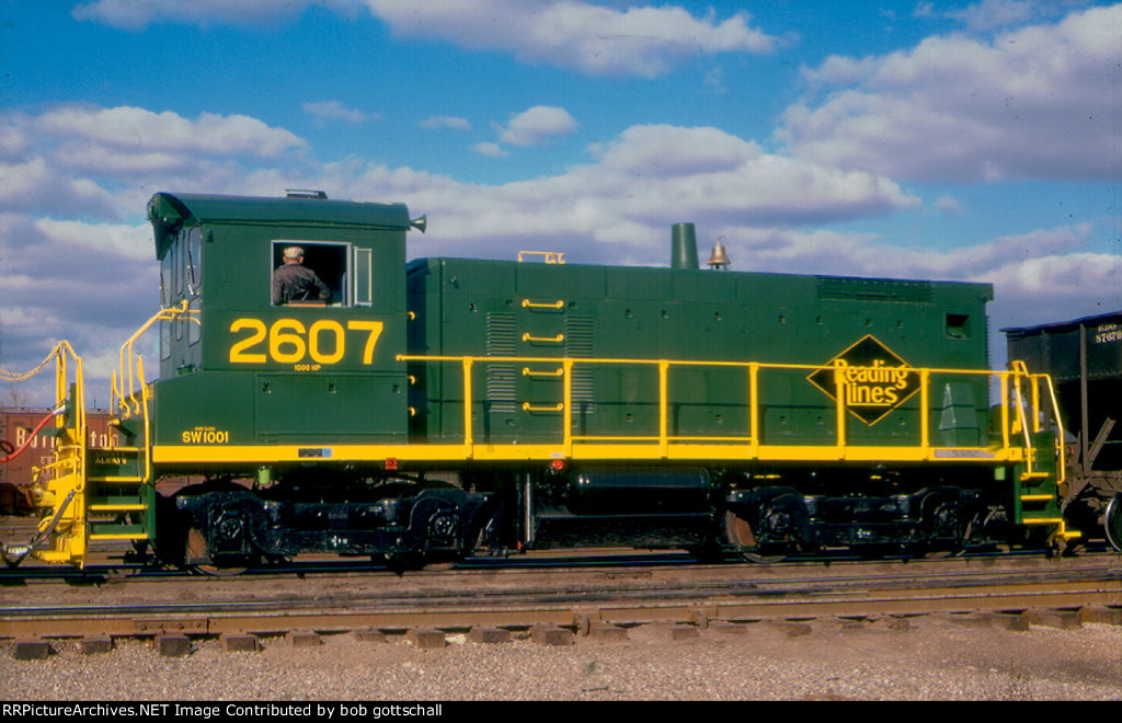 RDG 2607
