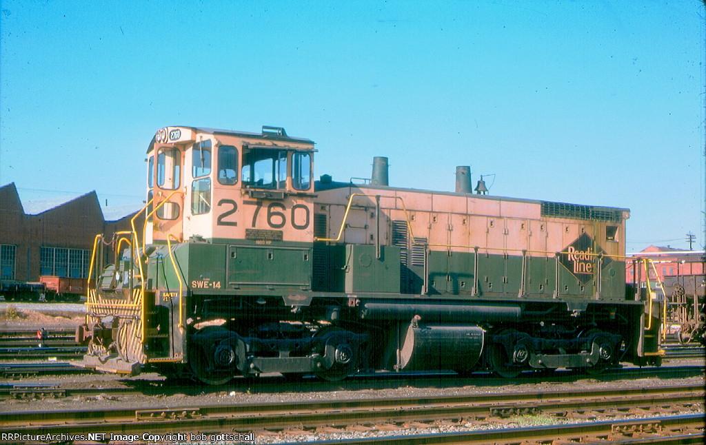 RDG 2760
