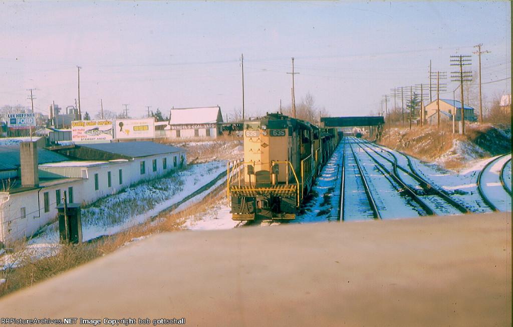 RN-16 rdg 7602 meets rdg 635