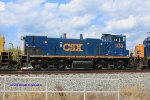 CSX Switcher 1133 on Q275 south