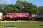 Piedmont & Northern GP 15-1 1434 (built as Conrail 1666, ex-NS 1434) on Q275 south