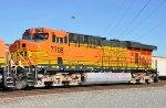 BNSF 7708