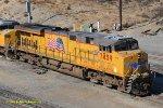 UP 7459 (ES44AC) at West Colton CA. 11/5/2013