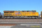 UP 8089 (ES44AC) at West Colton CA. 11/5/2013