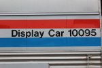 Amtrak Display Car 10095