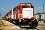 Univ. of Alabama locomotives