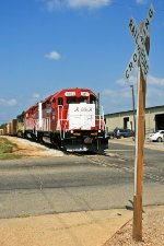 Univ of Alabama locomotives