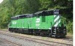 Ride the train at Osceola MN