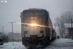 Amtrak Vermonter 101