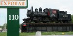 Main entrance - Canadian Railway Museum (EXPORAIL)