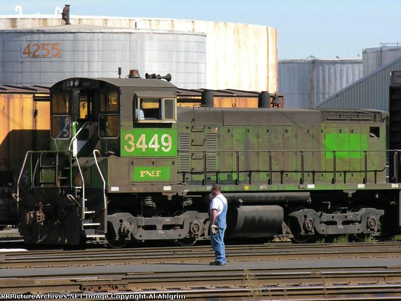 BNSF 3449