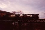 NYSW 258 in Oakland, NJ. Winter 1998