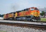 BNSF 4446 on NS 175