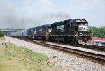 NS 6696 on NS 153