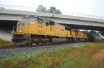 UP 4461 on NS 201