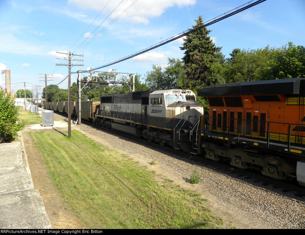 BNSF 6283 West