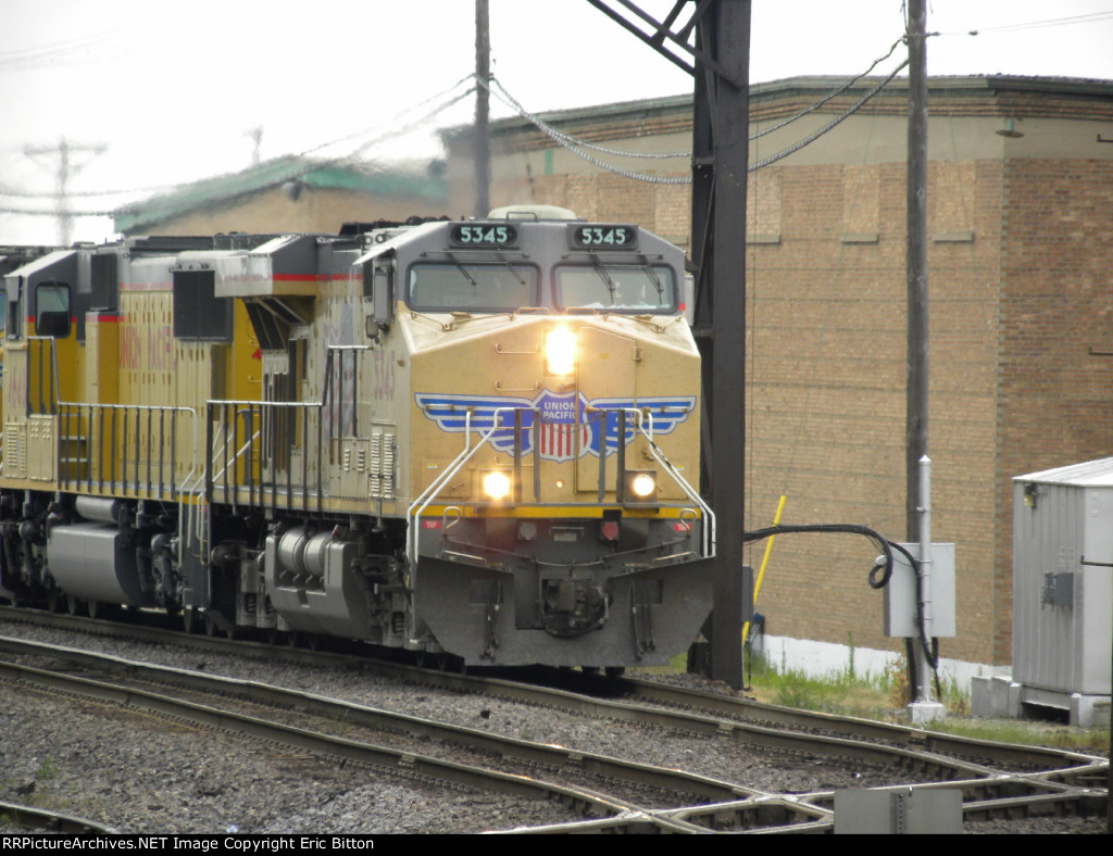 UP 5345 East