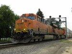 BNSF 5767 East