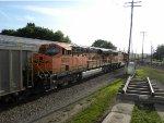 BNSF 8829 West