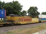 Sneaky coal train
