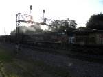 UP 6626 East with dirty former SP GE