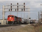 CN 8930 leads M346 out of B-12