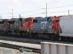 GTW 5848 & CN 8825
