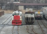 Conrail Shared Assets Pavonia Yard