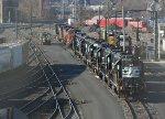 Conrail's Pavonia Yard