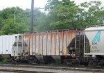Conrail freight car
