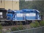 Toledo Junction Railraod units