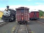 Cars & Trains at Chama