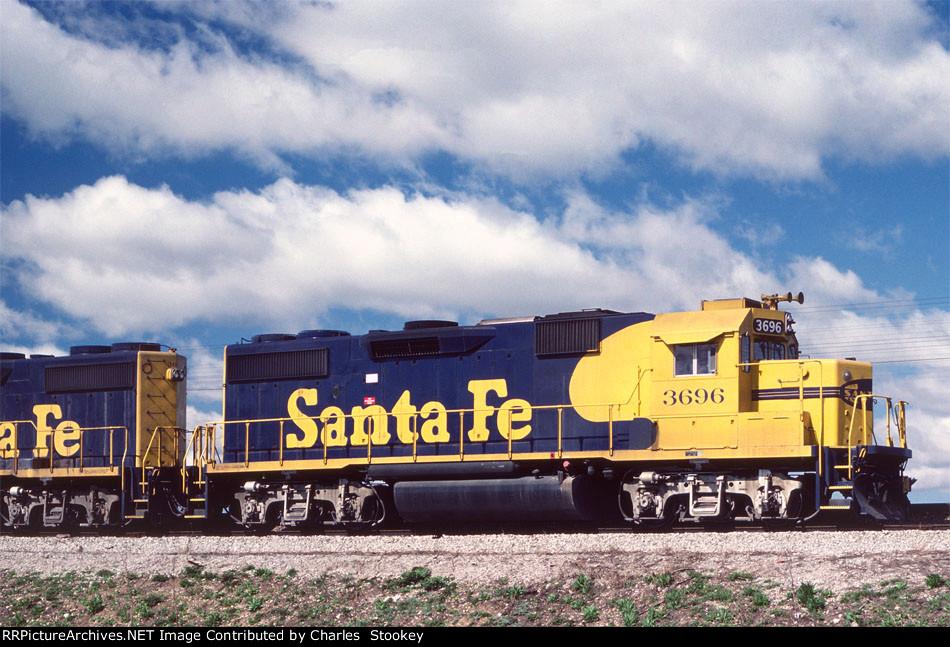 ATSF 3696