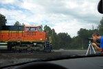 BNSF 9253 NS 38G