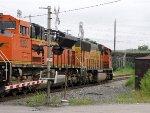BNSF 9253 NS 39G