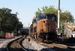 CSX 4819 Q438