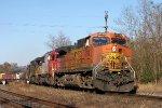BNSF 4740 NS 38G