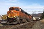 BNSF 6642 NS 211