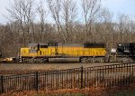 Ex Union Pacific SD60 NS 6530