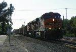 BNSF 6078