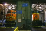 BNSF 4409 and BNSF 4360 - GE C44-9Ws