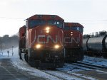 CN 5778 east at Brantford