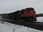 CN 8835 east at Mile 260 Kingston
