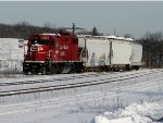 CP 3105 at Guelph Jct